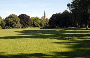Herrngarten in Darmstadt