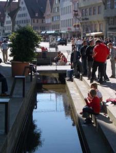 Foto – Bieberach – Marktplatz